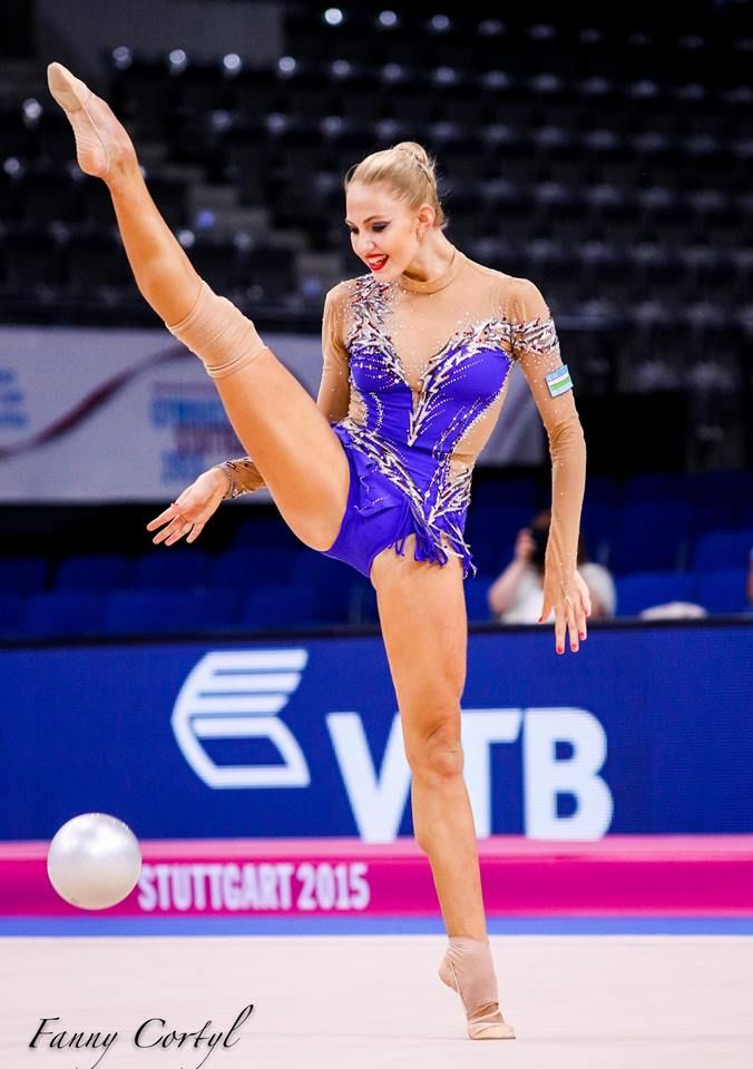Elizaveta Nazarenkova (Uzbekistan), World Championships 2015