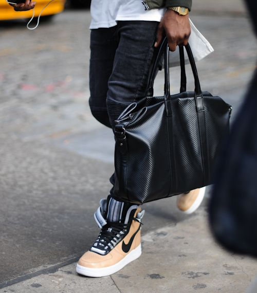 Nike Air Force 1 Tisci Streetstyle With Images Sport Chic Style