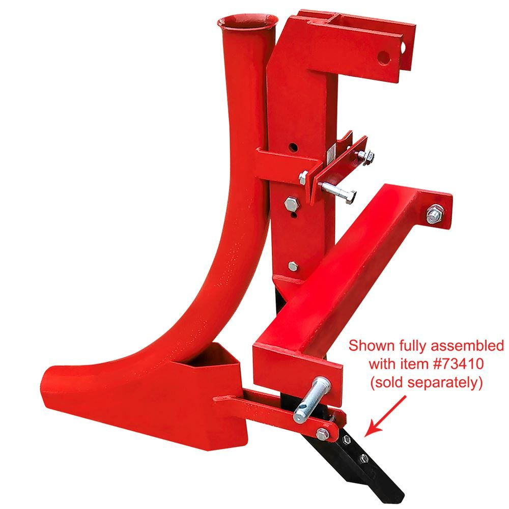 3Point Pipelayer Attachment, fits Single Tine Ripper