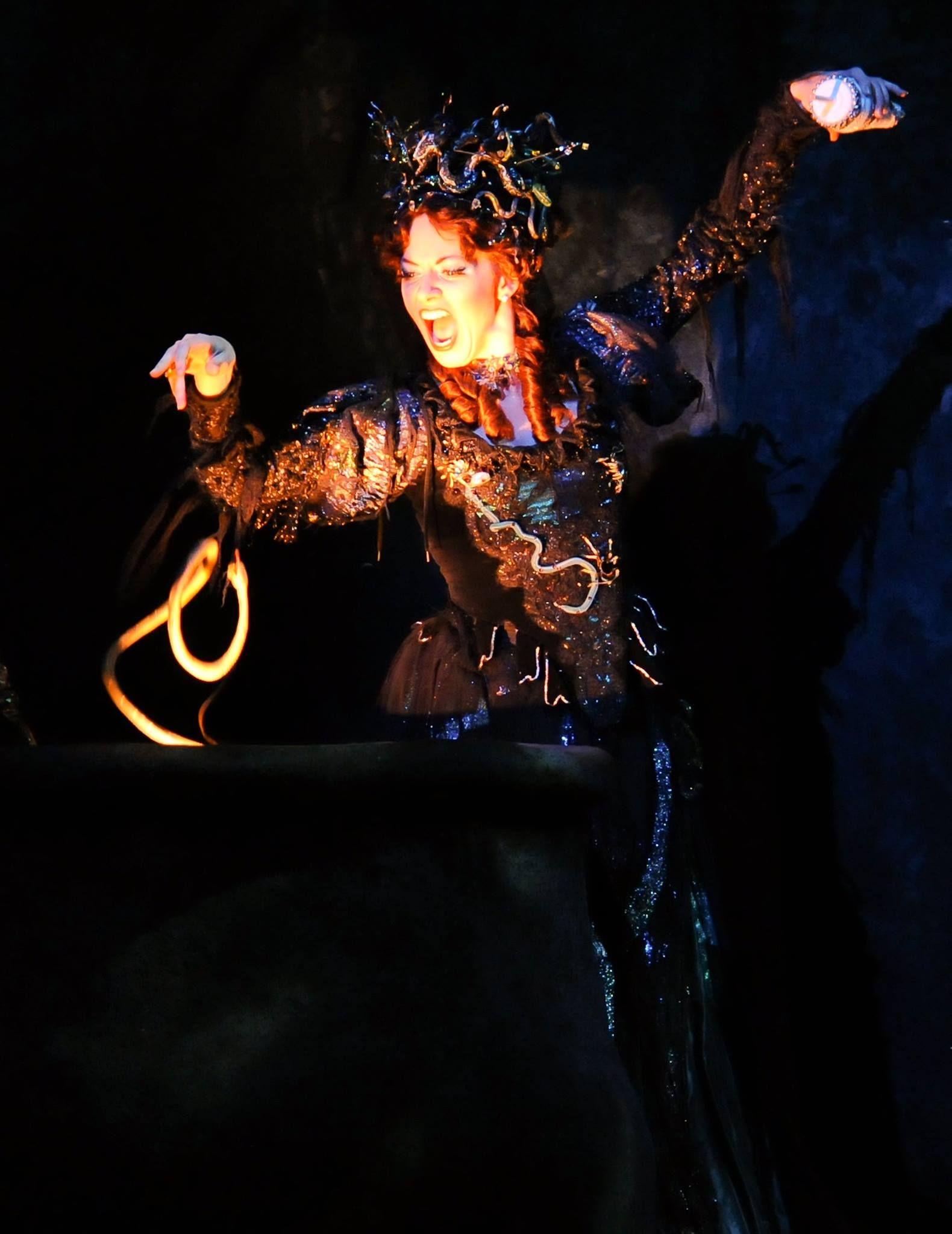 pittsburgh ballet theatre: artist: julia erickson as carabosse in