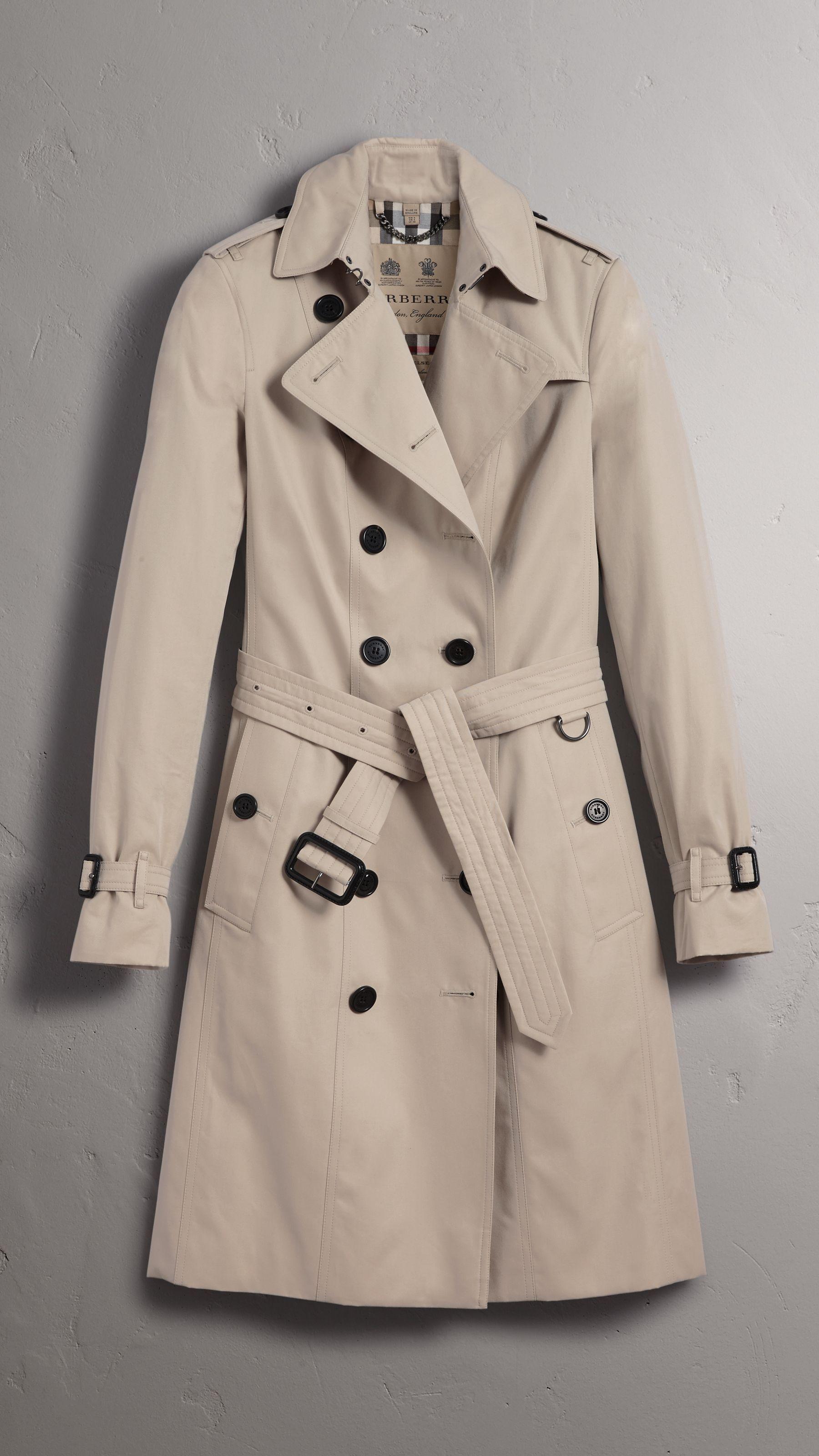 Women's Coats & Jackets in 2019 | Long trench coat, Coats
