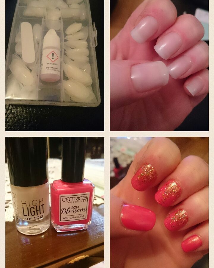Nails done using @catrice.cosmetics new products available in ...