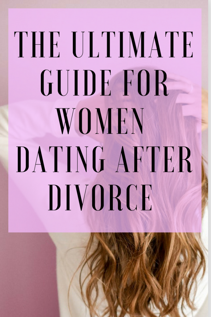 Dating advice recently divorced women