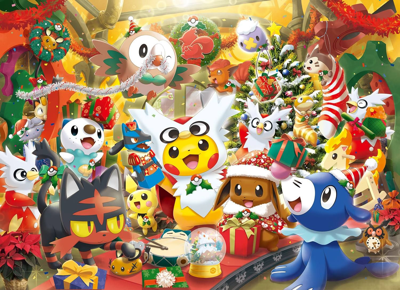 This Ridiculously Perfect Pokemon Christmas Wallpaper Image Serebii S New Facebook Cover Image Unblocked Dibujos De Pokemon Cosas De Pokemon Navidad Pokemon