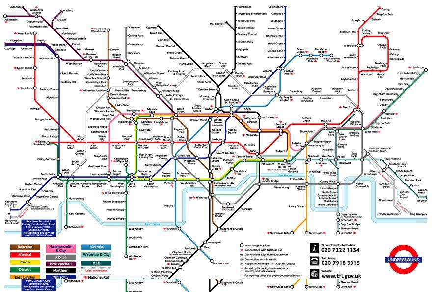 Top 13 O Que Ver E Fazer Em Londres No Reino Unido Mapa