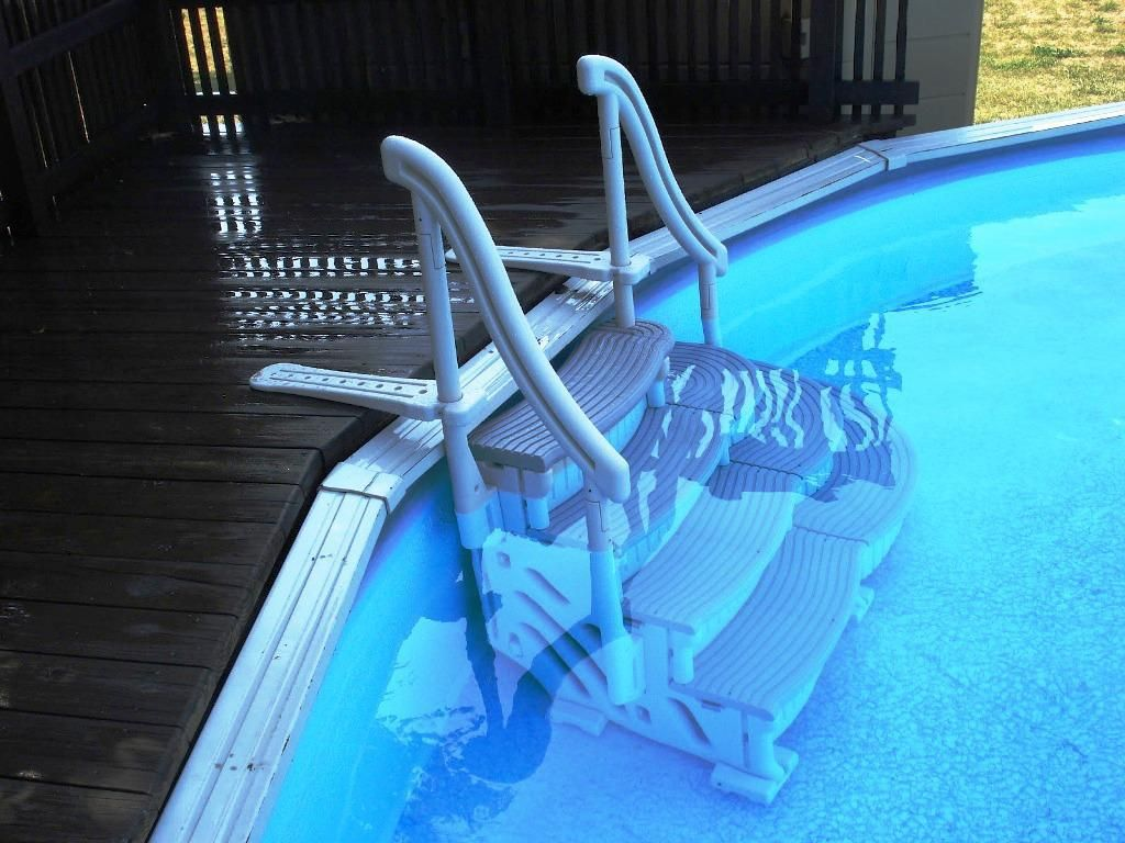 Best Pool Ladders for Better Swimming Pools Cool