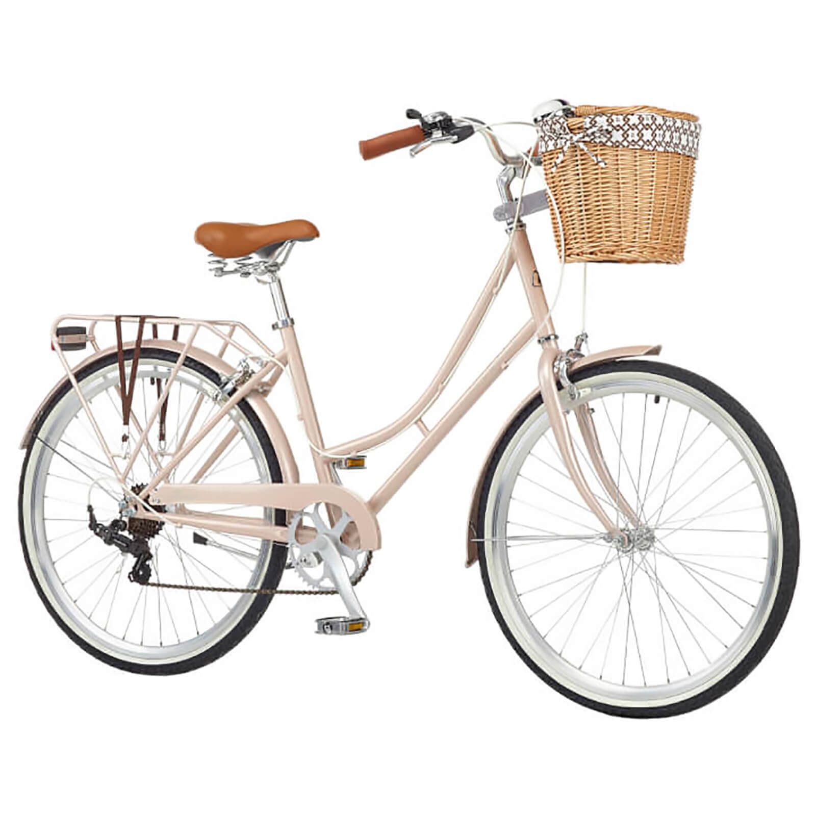 Ryedale Hermione Rose Gold 26 Wheel Women S Bike Womens Bike Bicycle Bike
