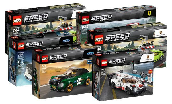 nouveaut s lego speed champions 2018 premiers visuels officiels lego 2018 pinterest lego. Black Bedroom Furniture Sets. Home Design Ideas