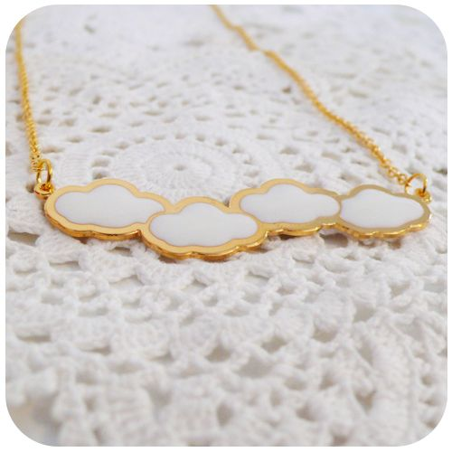 COLLIER NUAGES - WEALTHY