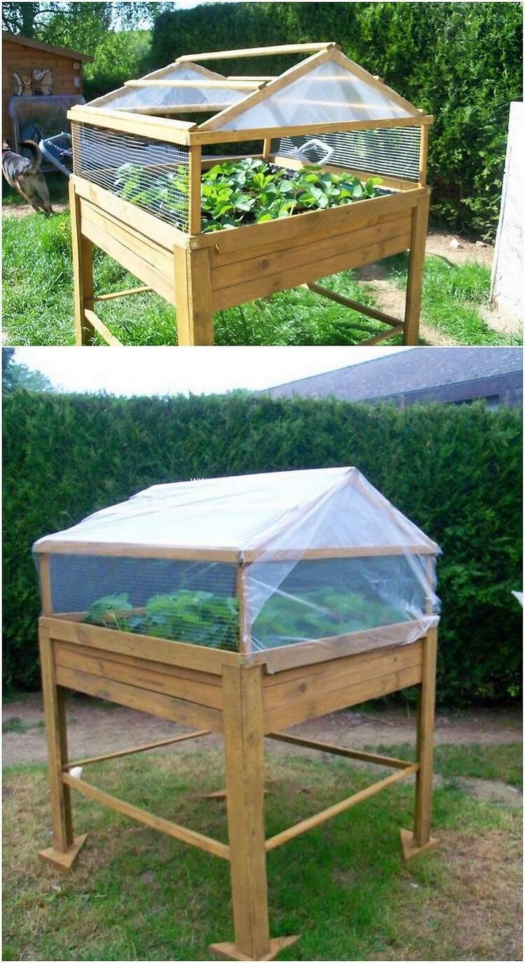 Most Famous Wood Pallets Recycling Ideas #gartenrecycling