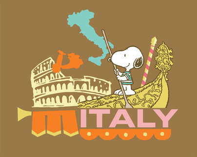 Snoopy Countries (7)