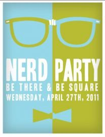 For Gabrielle's nerd party