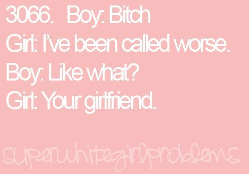 Image result for good comebacks for girls to guys | comeback quotes