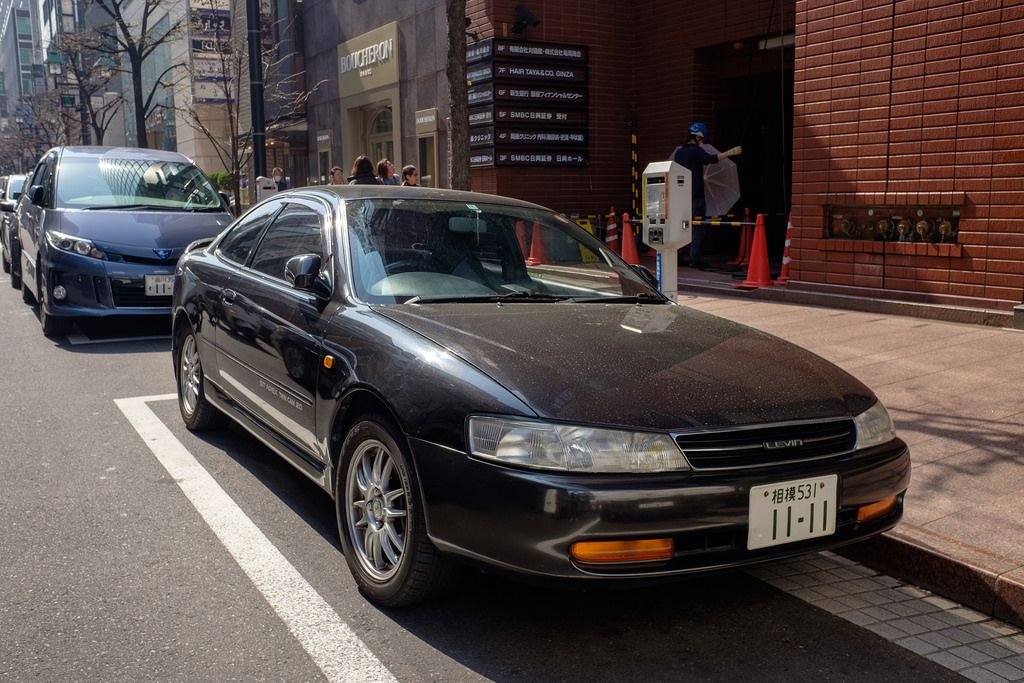 TOYOTA COROLLA LEVIN AE101 | CARS & MOTOS | Corolla levin