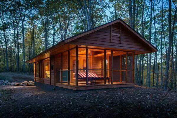 Beautiful open porch