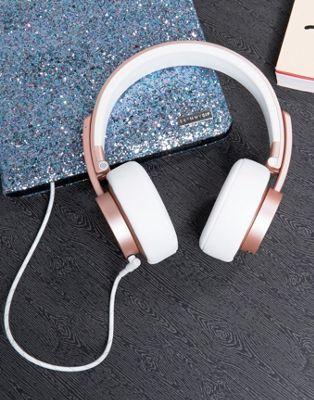 Urbanista Seattle At Asos Com Giftryapp Rose Gold Headphones Gold Headphones Pink Headphones