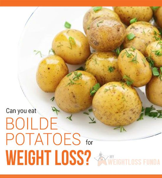 Are Potatoes Good for Weight Loss? | Diet and Detox Weight