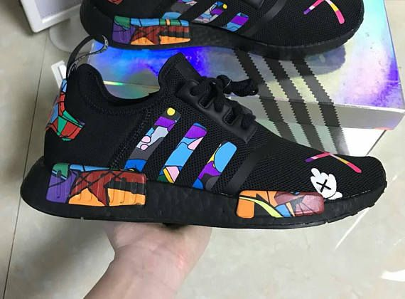 Customized Adidas nmd R1 The item you will receive will be identical with  the item shown on the picture. Each item is inspected before shipment to  ensure ... 0e5fae9e4424