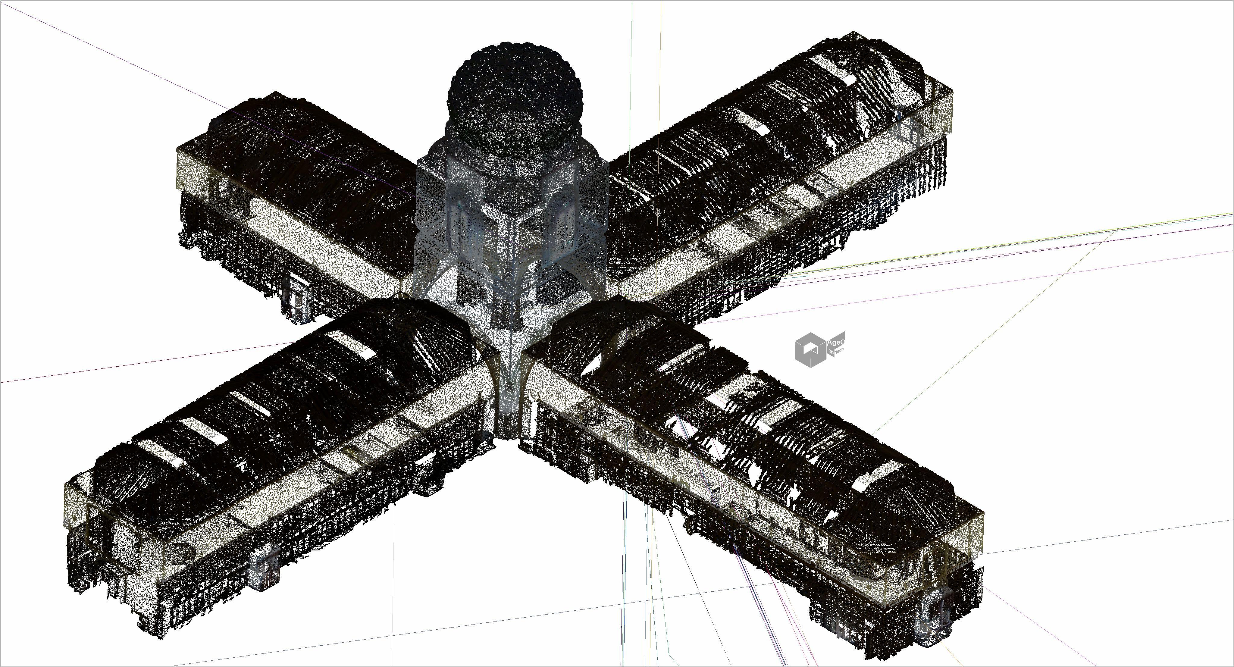 Imagen de la digitalización de la Biblioteca del Hospital Real de Granada.