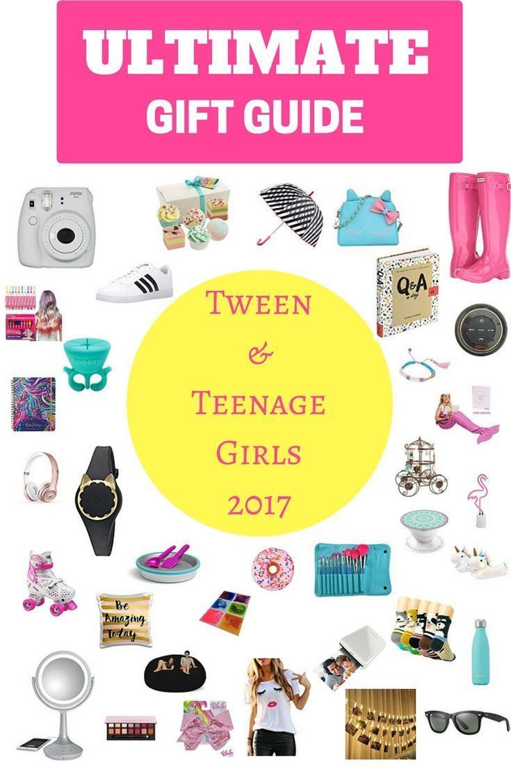 Ultimate Gift Guide For Tween Teenage Girls Are You