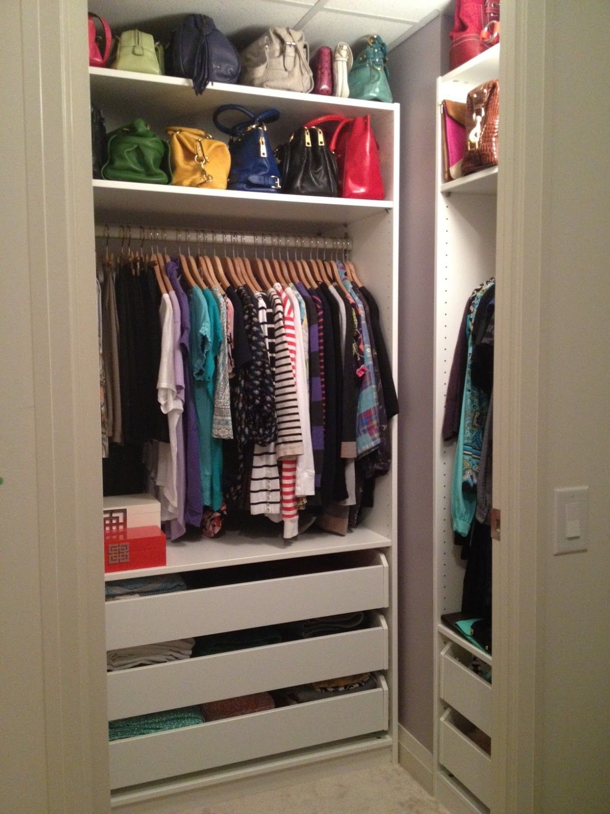 Fascinating ikea closet systems planner roselawnlutheran for Ikea diy closet