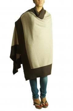 Buy Online Smarty cream shrug jacket by Todi - 2014
