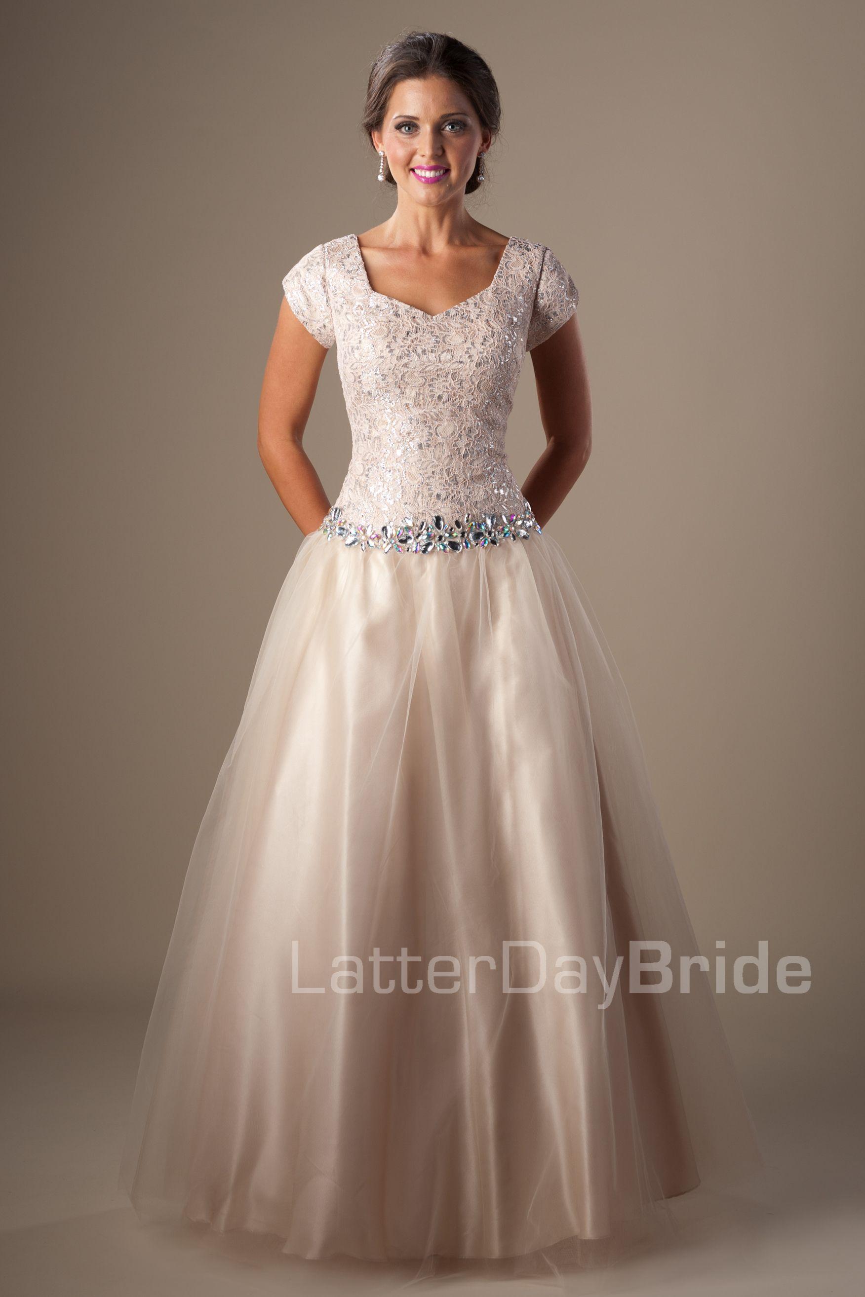 Modest prom dresses naomi anna and sarah pinterest modest