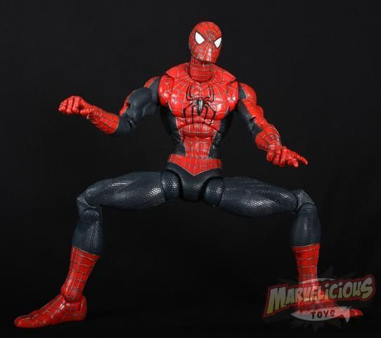 18 Inch Spider Man 2 Toy : Spider man ultimate inch super poseable action figure