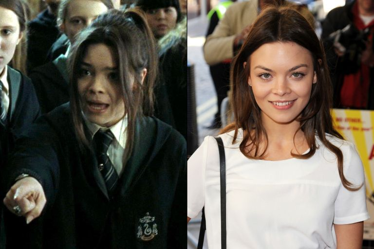 Harry Potter Where Are They Now Harry Potter Pansy Parkinson Pansy Harry Potter Harry Potter Actors