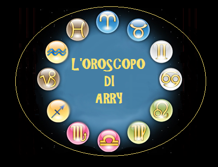 Immagine L'OROSCOPO DI ARRY