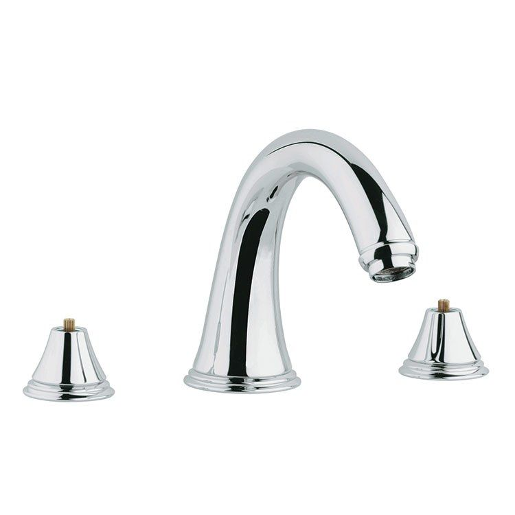 GROHE Geneva Wall Mount Tub Spout in