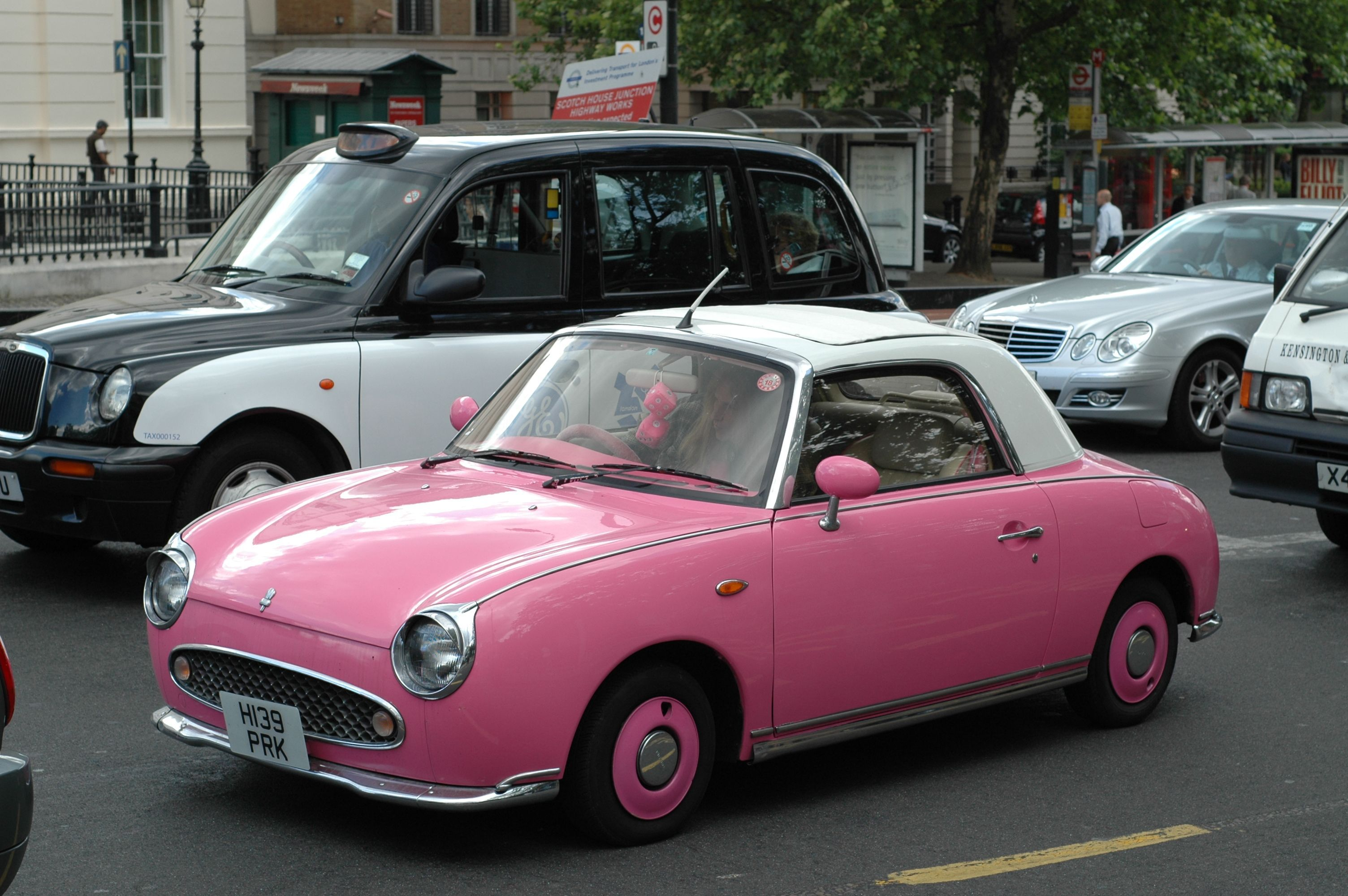 Pink Cars Pink Car Cute Cars Dream Cars