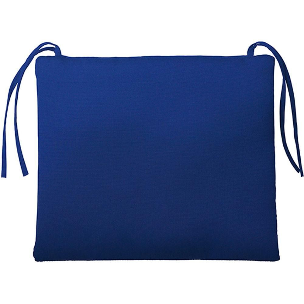 Home Decorators Collection Sunbrella Blue Rectangular Outdoor Seat  CushionHome Decorators Collection Sunbrella Blue Rectangular Outdoor SeatRoyal Blue Outdoor Seat Cushions  outdoor chair cushion patio  . Royal Blue Outdoor Seat Cushions. Home Design Ideas