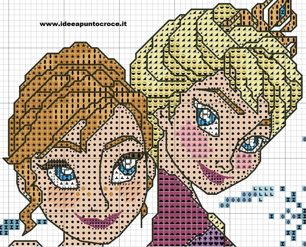 VISI ELSA E ANNA | Frozen | Pinterest | DIY und Selbermachen und ...