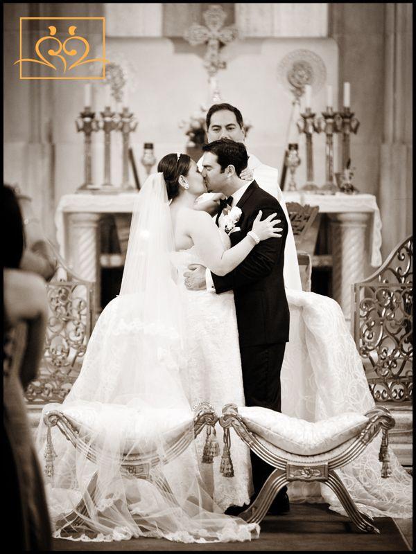St Jude Catholic Church Wedding Photography