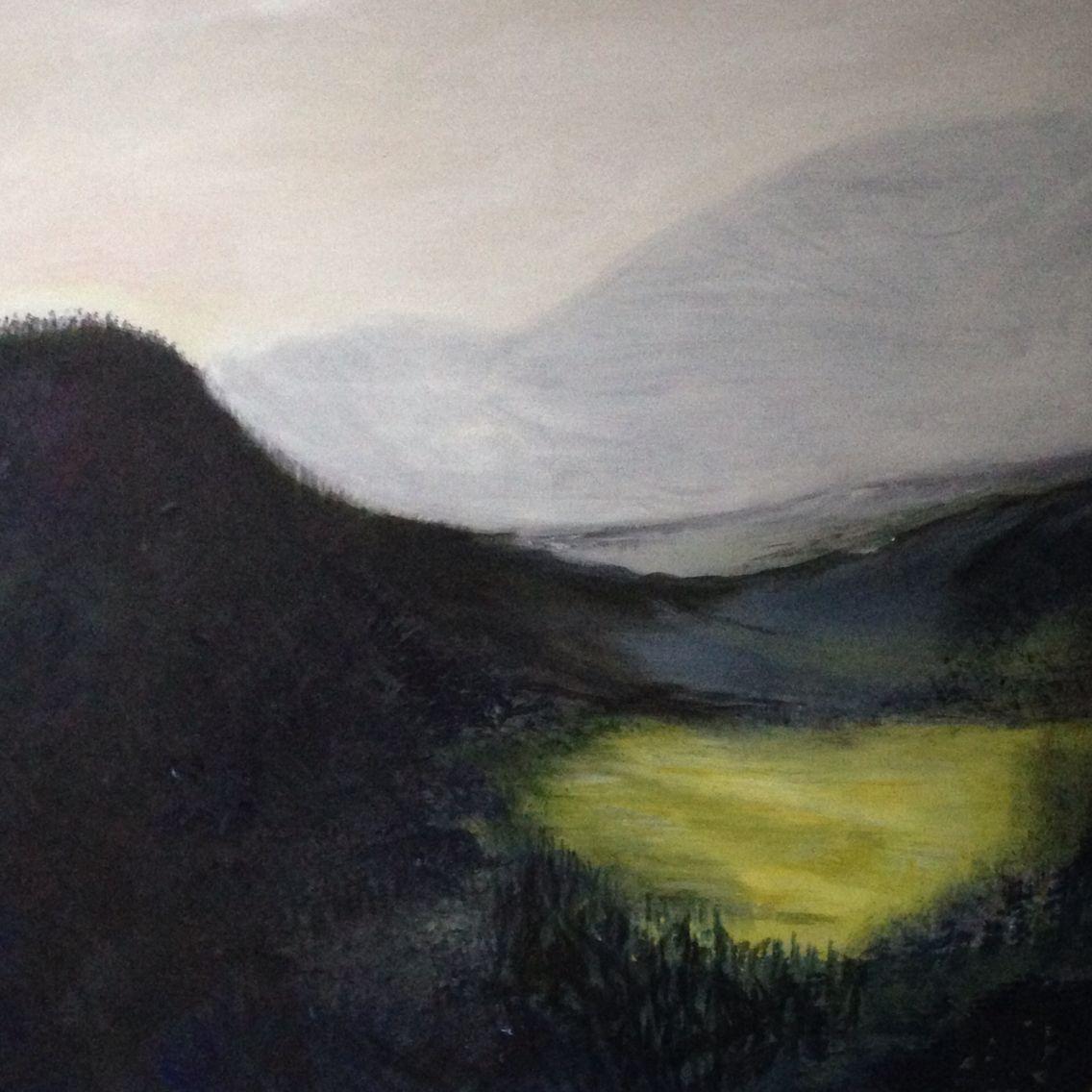 Barbara lees painting.