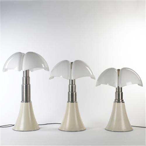 Pipistrello Table Lamps By Gae Aulenti Pipistrello