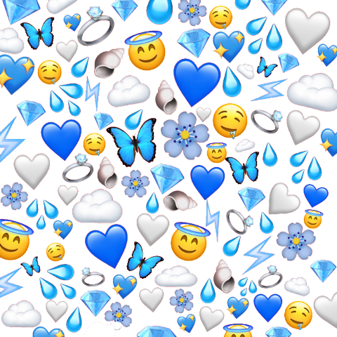 44+ Background emoji iphone high quality