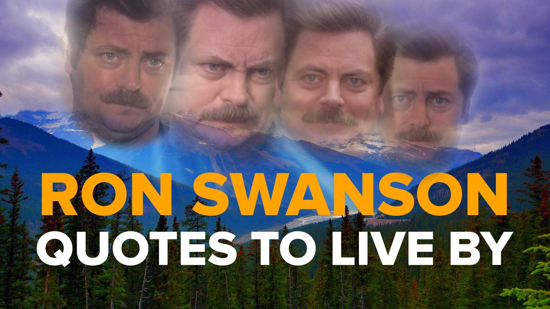 16 Jokes Only US Military Vets Will Get | Ron swanson ...  Ron Swanson Quotes Salad