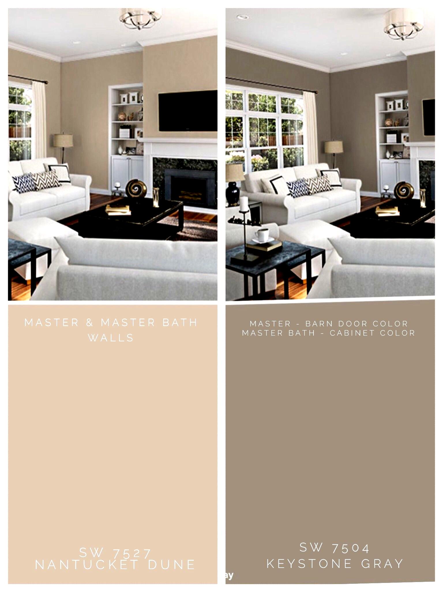 24 Rustic Living Room Paint Colors Master color ideas Paint