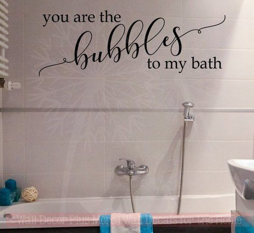relax cursive vinyl lettering bath wall decor bathroom on bathroom wall decor id=49848
