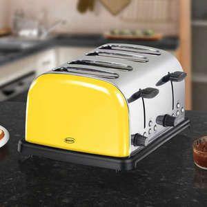 Swan Yellow Toaster Ebay Uk Ebay Co Uk Keuken