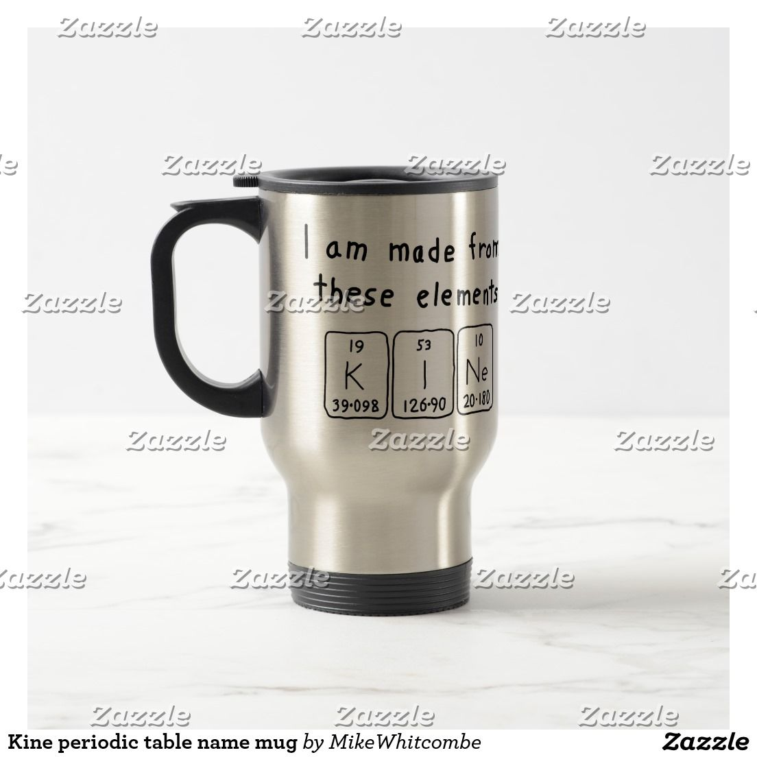 Kine periodic table name mug periodic table kine periodic table name mug urtaz Choice Image
