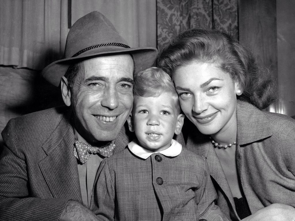 Bogie Bacall son Stephen