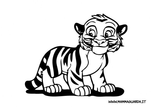 Tigre Da Colorare Risultati Yahoo Search Results Yahoo Italia