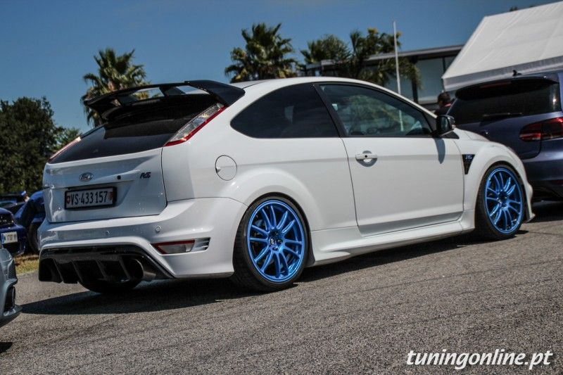 Braga International Tuning Show 2015 Ford Focus Ford Carros