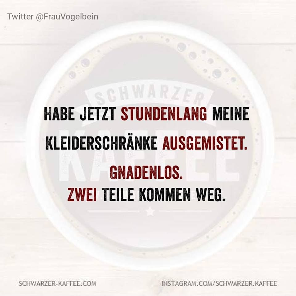 Schwarzer Kaffee On Instagram Schwarzerkaffee Spruche Humor
