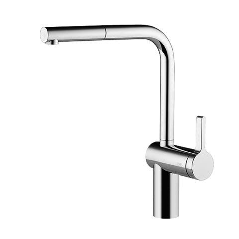 Livello Faucet.  The top pulls out for better range.  Typical at Treeline and Powder Day Kitchens.