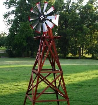 This Windmill Would Look Great In Your Yard Along Your Driveway