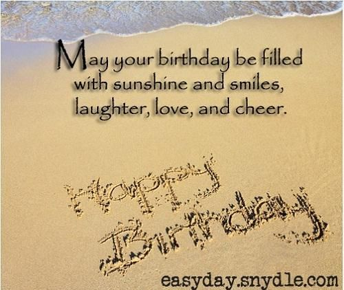 Birthday Wishes Messages and Greetings – Birthday Greetings Wishes Messages